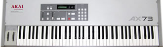 The Akai AX-73 Synthesizer