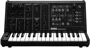 Korg MS10 Synthesizer