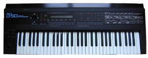 Roland D50 Synthesizer